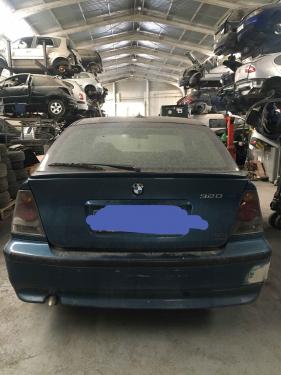 DESPIECE BMW 320 TD