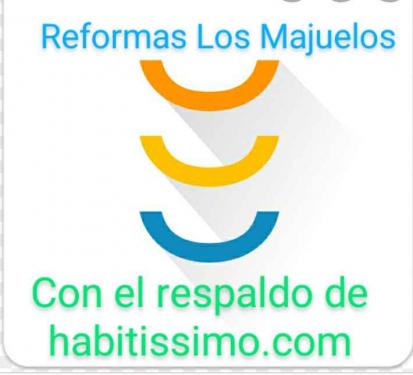 REFORMAS LOS MAJUELOS