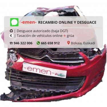 -EMEN- RECAMBIOS Y DESGUACE