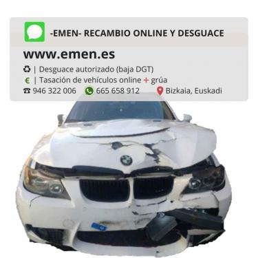 DESGUACE -EMEN- Y RECAMBIOS